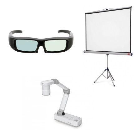 Зображення для категорії Аксесуари та опції до проекторів