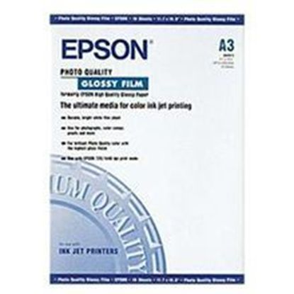 Зображення Пленка Epson A3+ Photo Quality Glossy Film