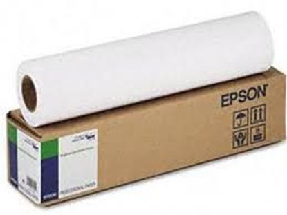 """Изображение Бумага Epson Adhesive Synthetic Paper 24""""x30,5m"""