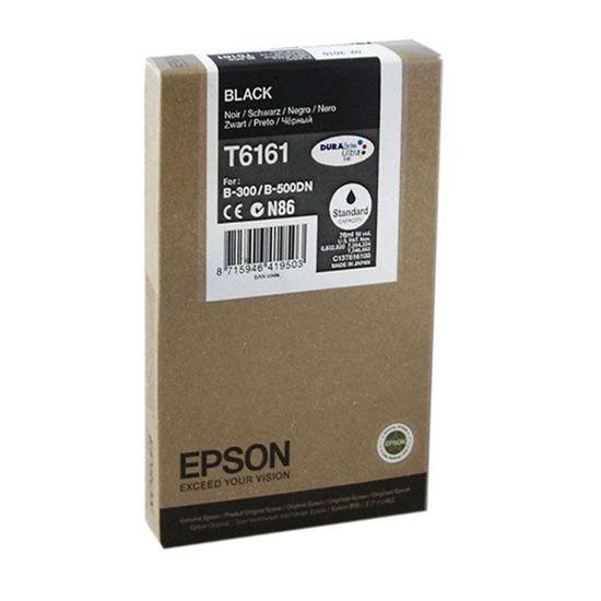 Зображення Картридж Epson B300/B500DN black