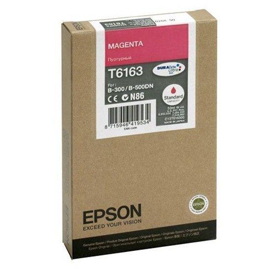 Зображення Картридж Epson B300/B500DN magenta