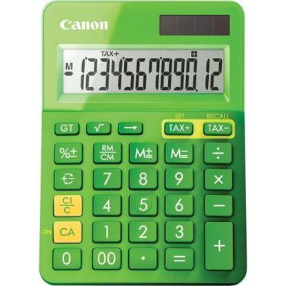 Зображення Калькулятор Canon LS-123K Green