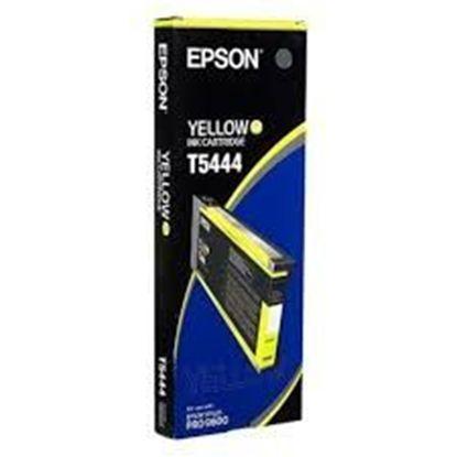 Зображення Картридж EPSON Stylus Pro 4000/ 9600 yellow 220 мл