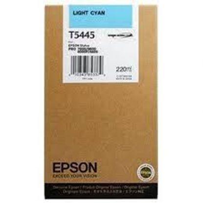 Зображення Картридж EPSON Stylus Pro 4000/ 9600 light cyan 220 мл
