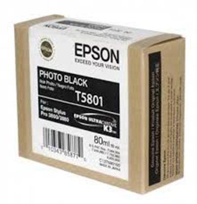 Зображення Картридж EPSON Stylus PRO 3800 / 3880 photo black 80 мл
