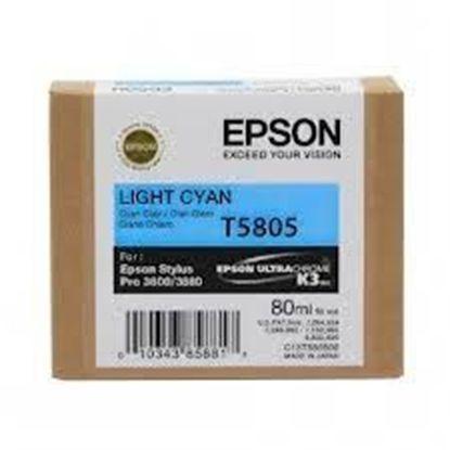 Зображення Картридж EPSON Stylus PRO 3800 / 3880 l. cyan 80 мл