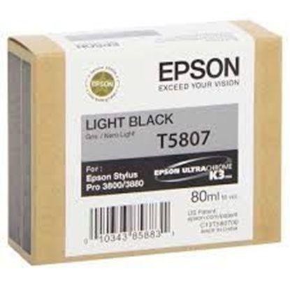 Зображення Картридж EPSON Stylus PRO 3800 / 3880 l. black 80 мл