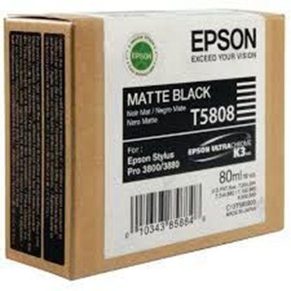 Зображення Картридж EPSON Stylus PRO 3800 / 3880 matte black 80 мл