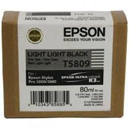 Зображення Картридж EPSON Stylus PRO 3800 / 3880 l.l. black 80 мл