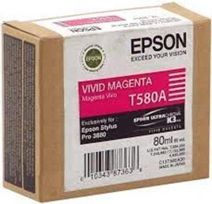 Зображення Картридж EPSON для Stylus Pro  3880 vivid magenta