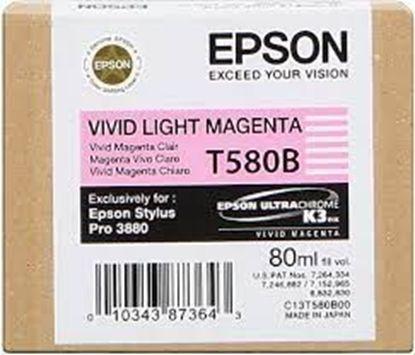 Зображення Картридж EPSON для Stylus Pro  3880 vivid light magenta