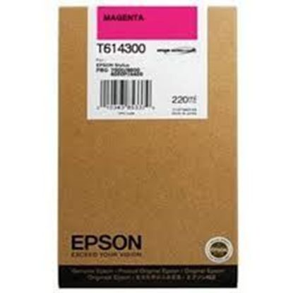 Зображення Картридж Epson StPro 4400/ 4450 magenta, 220мл