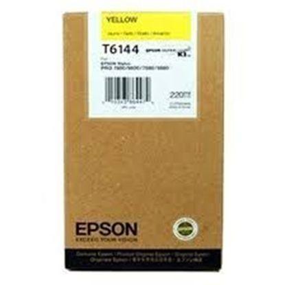 Зображення Картридж Epson StPro 4400/ 4450 yellow, 220мл