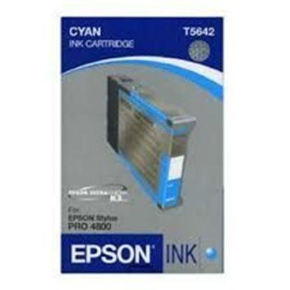 Зображення Картридж EPSON Stylus PRO 4800 cyan 110ml