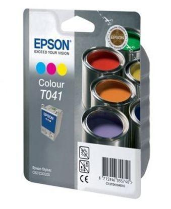 Зображення Картридж Epson StC62,CX3200 color