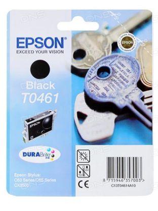 Зображення Картридж Epson StC63/C65,CX3500 black