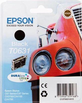 Зображення Картридж Epson StC67/C87, CX3700/4100/4700 black