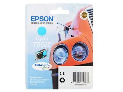 Зображення Картридж Epson StC67/C87,CX3700/4100/4700 cyan