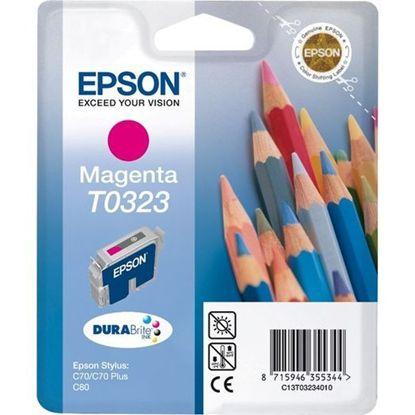 Зображення Картридж Epson StC70/C80 magenta