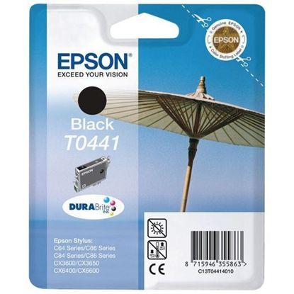 Зображення Картридж Epson StC84/C86,CX6400/6600 black