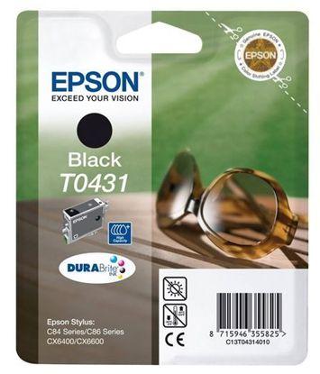 Зображення Картридж Epson StC84/C86/CX6400/6600 black