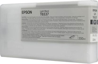 Зображення Картридж Epson StPro 4900 light black, 200мл