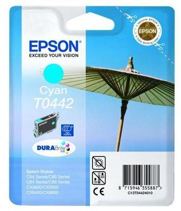 Зображення Картридж Epson StC84/C86,CX6400/6600 cyan
