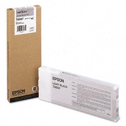 Зображення Картридж Epson StPro 4800/ 4880 light black, 220мл
