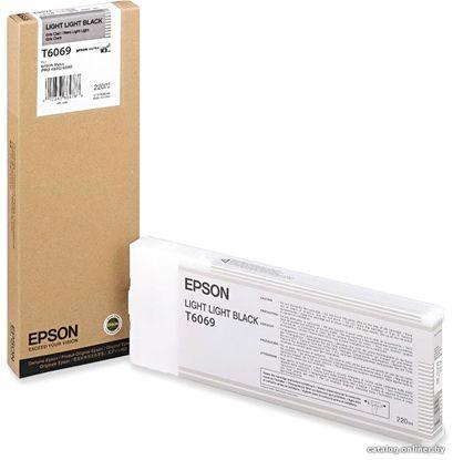 Зображення Картридж Epson StPro 4800/ 4880 light light black, 220мл