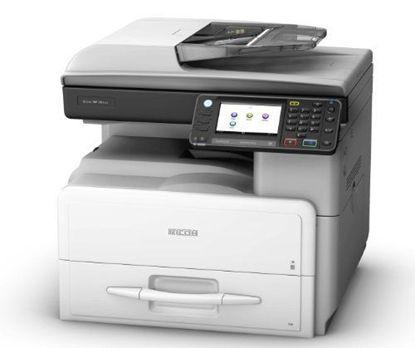 Зображення Ricoh Aficio MP 301SPF, 30 стор./хв., мережевий принтер, копір, сканер, факс, ARDF, дуплекс
