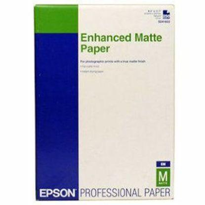 Изображение Бумага Epson  Enhanced Matte Paper A4 (250 л, 192 г/м2)