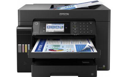 Изображение БФП кольорового друку Epson L15160  А3+ з WI-FI