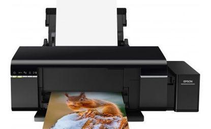 Изображение Принтер А4 Epson L805 6-ти цветный с оригинальной СНПЧ
