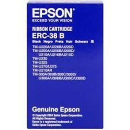 Изображение ERC-38 Black Ribbon Cassette