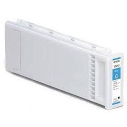 Зображення Картридж Epson SC-T3000/ 5000/ 7000 Cyan, 700мл