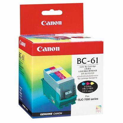 Изображение Картридж Canon BC-61 Color для BJC-7000 / 7100