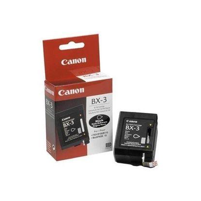 Изображение Картридж Canon BX-3 Black для Fax-B100/110/120/140/150/155/820/840, MultiPASS 10