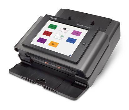 Зображення Документ-сканер А4 Kodak ScanStation 710 (сетевой)