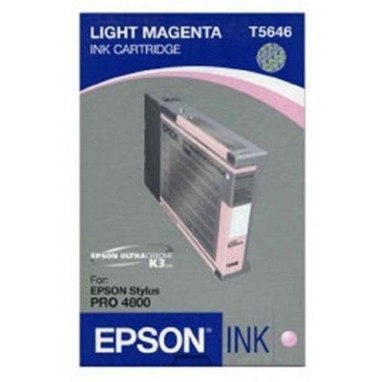 Изображение Картридж EPSON Stylus PRO 4800 vivid light magenta, 110мл