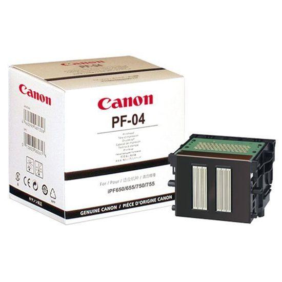 Изображение Печатающая головка PF-04 для плоттера Canon iPF 650-785
