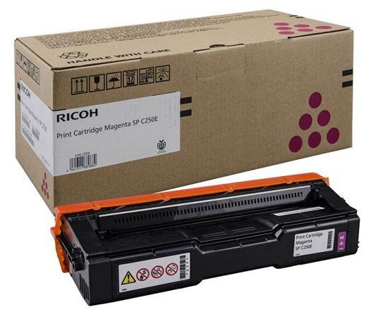 Зображення Тонер-картридж MAGENTA RICOH SP C250 / SP C252