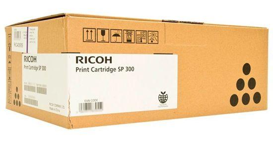 Изображение Тонер-картридж BLACK RICOH SP300DN