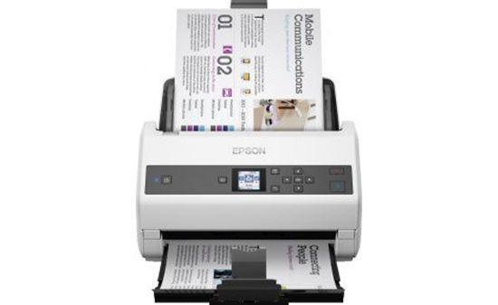 Зображення Потоковый документ-сканер Epson WorkForce DS-870