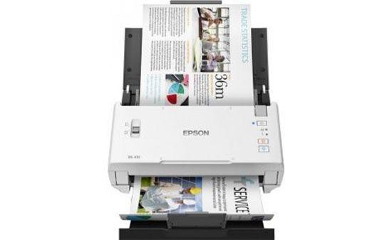 Изображение Сканер  Epson WorkForce DS-410